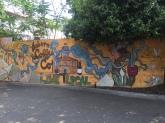 Auburn Coffee Company Mural 2017
